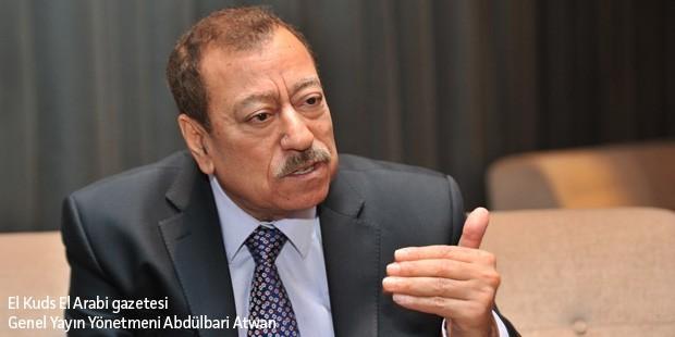 Abdulbari Atvan Arap Krallıkları İle Korsan İsrail Arasında Yapılan Anlaşmaları Değerlendirdi