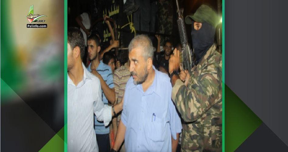 Ahmed El-Ğandur, Büyük Şeytan ABD'nin Kara Listeye Aldığı Yedinci Filistinli Lider