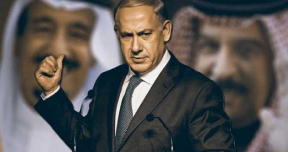 Arap Krallıkları Siyonist İsrail İle İlişkilerini Normalleştirmek İçin Sıraya Girdi