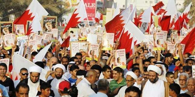 Bahreyn Halkı Siyonist Rejim İle Normalleşmeye Karşı (Video)