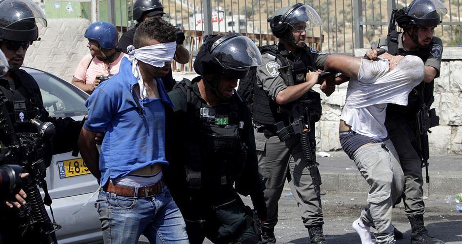 Batı Şeria ve Kudüs'teki Barışçıl Gösteriler İşgal Rejimi Zorbalığıyla Karşı Karşıya Kaldı