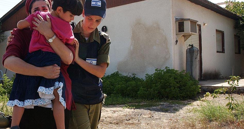 Bazı Siyonist Yerleşimciler Gazze Sınırındaki Yerleşkeleri Boşaltıyor