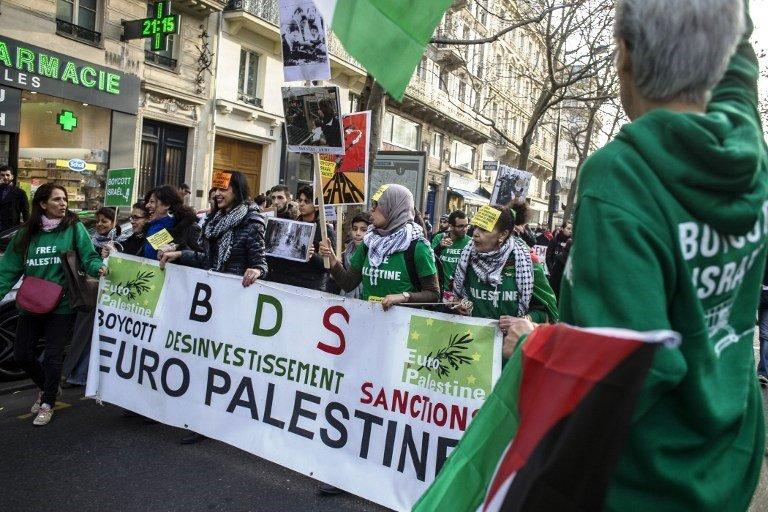 BDS Pompeo'nun Tehditleri Karşısında Geri Adım Atmadı