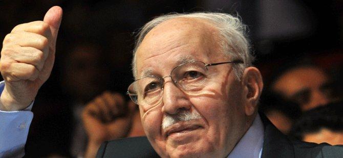 Bugün Kudüs Davasının Mücahidi Rahmetli Prof. Necmeddin Erbakan'ın Hakk'a Yürüyüşünün Yıl Dönümü