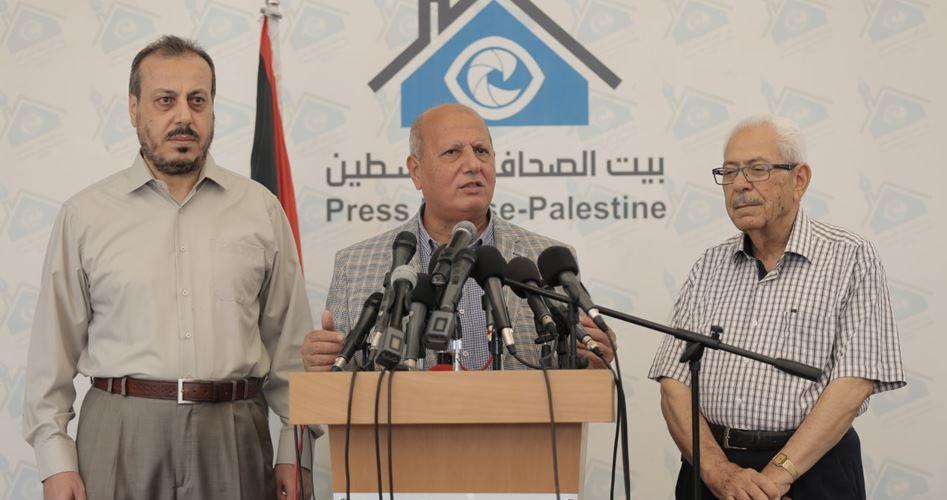 Cemal El Hudari'den Uluslararası Topluma Gazze Çağrısı