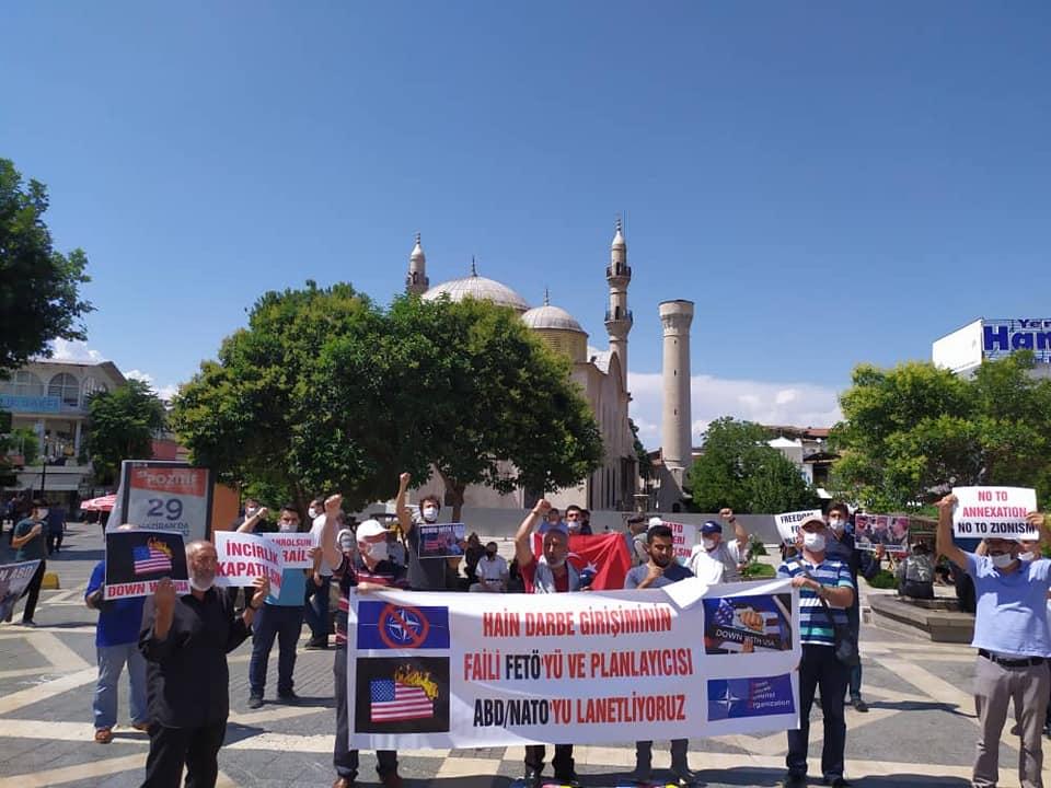 Darbelerin Arkasındaki Nato'ya ve Üslerine Hayır Demek İçin 2 Temmuz'da Malatya'da Buluşuyoruz (Davet)