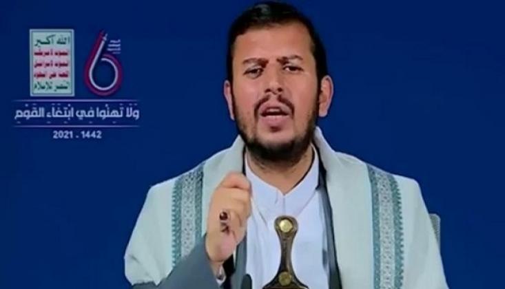 Ensarullah Liderinden Hamas ve Hizbullah'a Destek