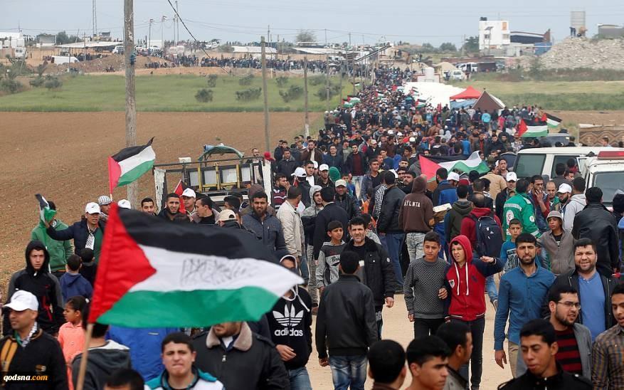 Filistin Halkı Siyonist İşgale Son Vermeye Kararlı