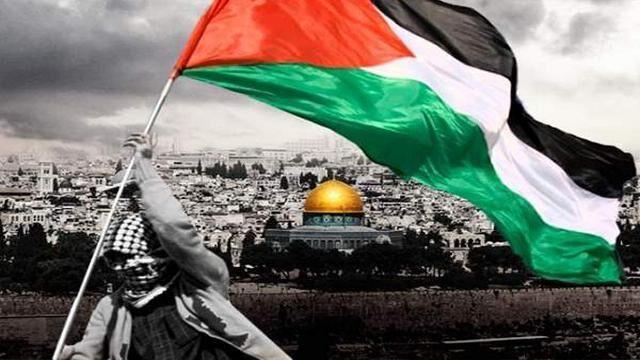 Filistinli Şehit Ailelerinden Kasım Süleymani'ye Övgü (Video)