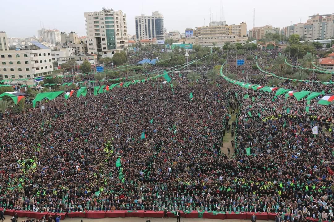 Hamas Abd'nin Aldığı Yeni Kararlara Tepki Gösterdi