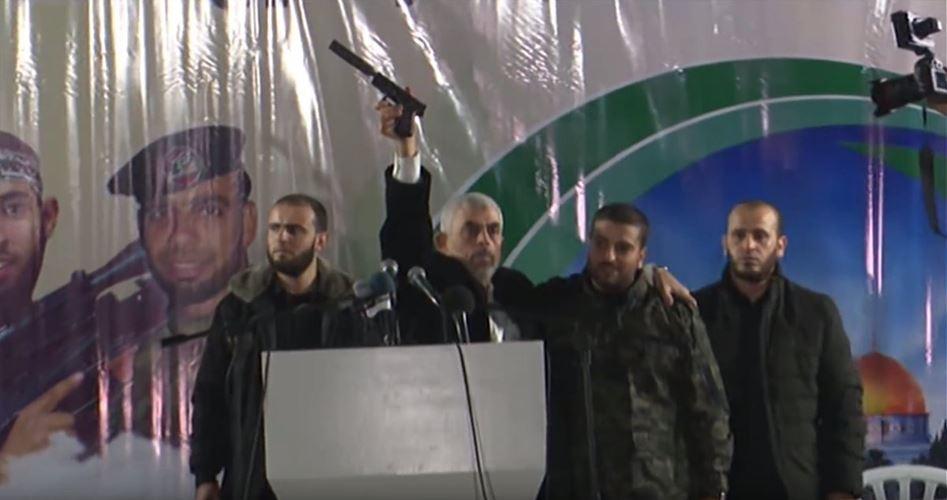 Hamas'ın Gazze Lideri Yahya Sinvar'dan İran ve Hizbullah'a Özel Teşekkür