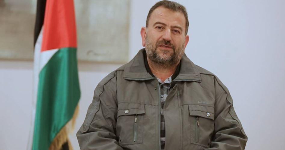 Hamas Liderlerinden Salih El Aruri'den Önemli Açıklamalar