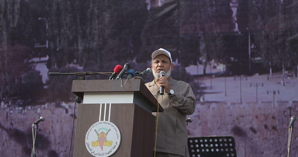 Hamas Siyasi Büro Üyesi Zahar: 'Başta İran İslam Cumhuriyeti Olmak Üzere Bizi Destekleyen Her Ülkenin Yanında Yer Almalıyız'