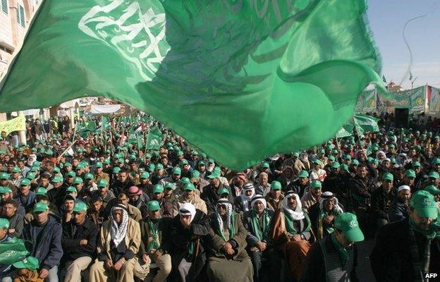 Hamas Siyonist Rejim Karşısında 33 Yıldır Kahramanca Direniyor