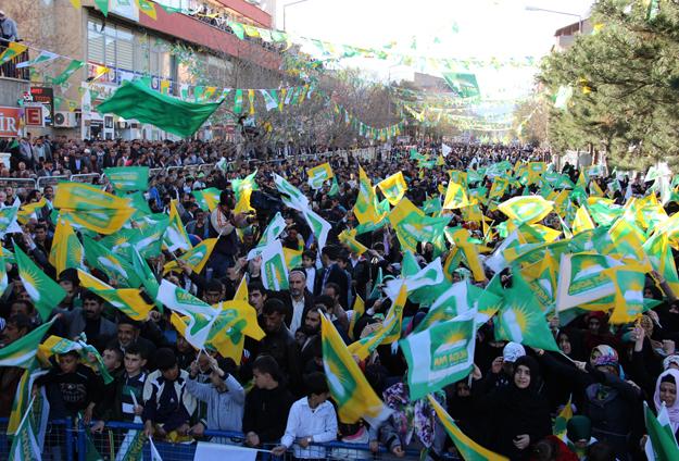 HÜDA PAR'dan Kudüs Günü Çağrısı