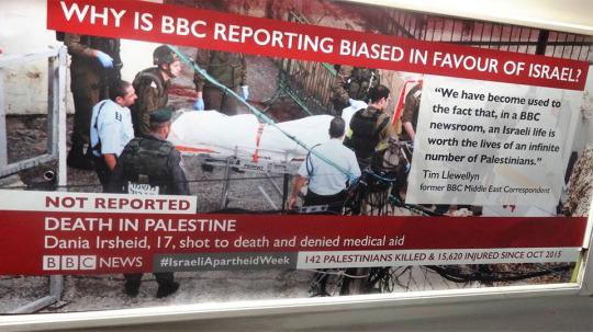 İngiliz Aktivistler Siyonist Zulmü Böyle Deşifre Etti(FOTO)