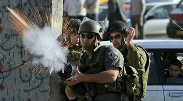 İşbirlikçi Arap Krallıklarından Destek Alan Terörist İsrail Filistinlilere Yönelik Saldırılarını Arttırdı