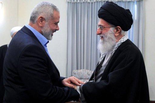 İsmail Heniyye'den İmam Hamenei'ye Önemli Mektup