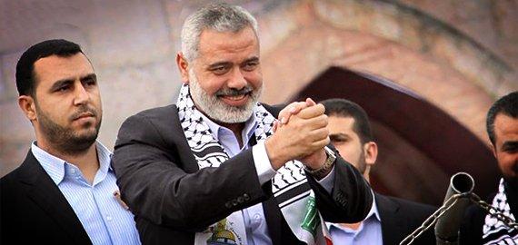 İsmail Heniyye: 'Direniş Kudüs'e Giden En Kısa Yoldur'