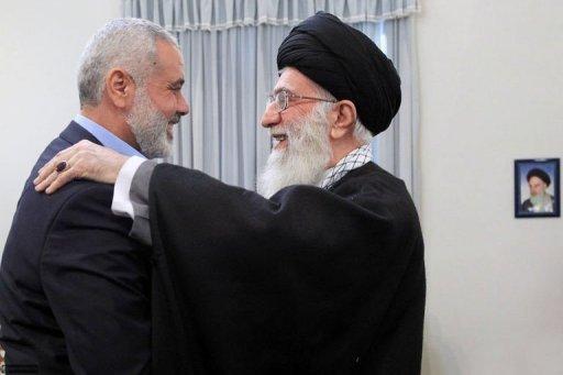 İsmail Heniyye İmam Hamenei'ye Kutlama Mesajı Gönderdi