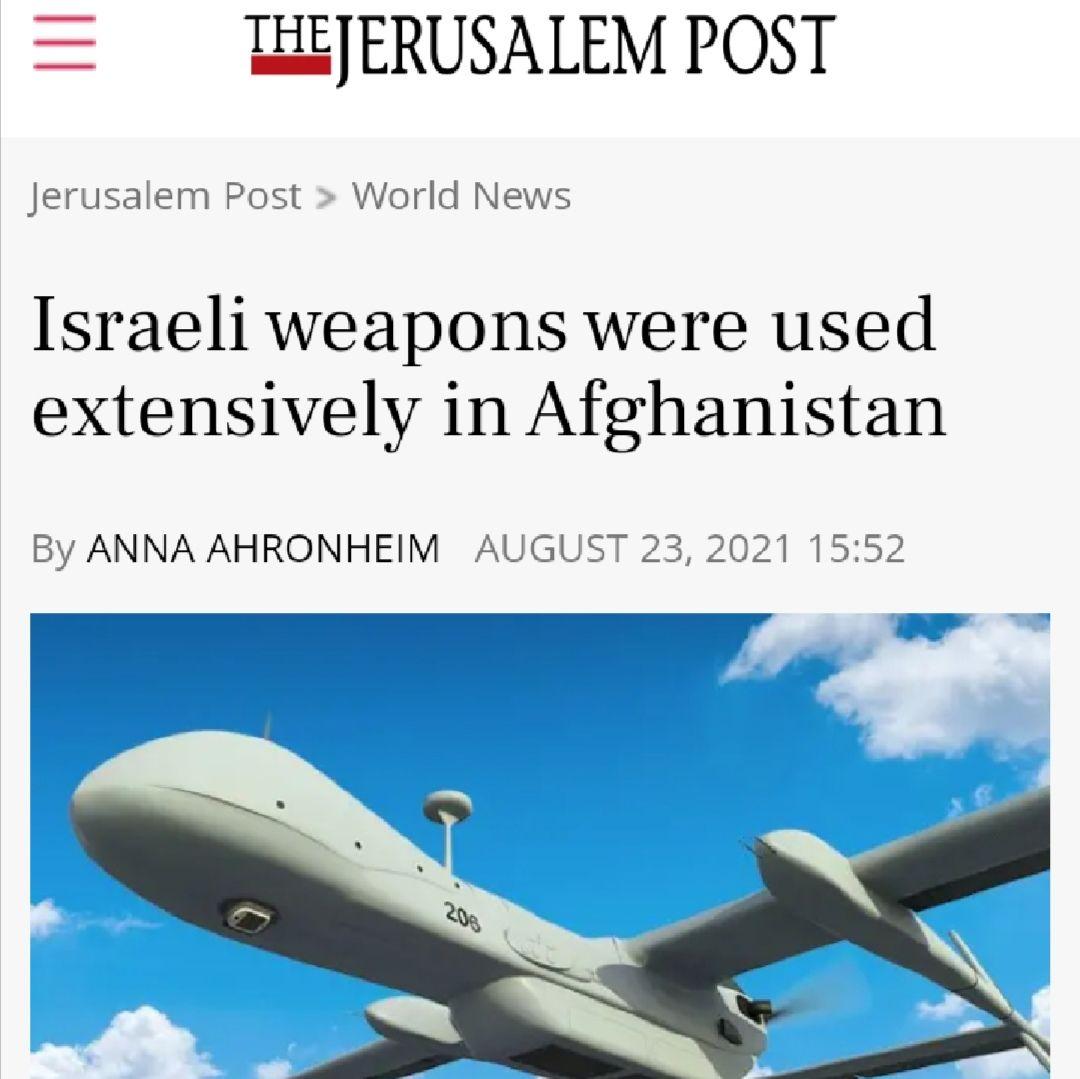 Jerusalem Post Gazetesinden Çok Konuşulacak Afganistan İfşaatı