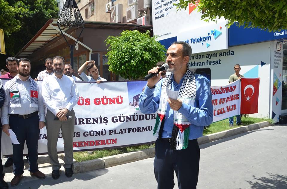 Kemal Kemahlı Yazdı: Yüzyılın Anlaşmasını Yırtıp Atmak İçin Kudüs Günü'nde Meydanları Dolduralım