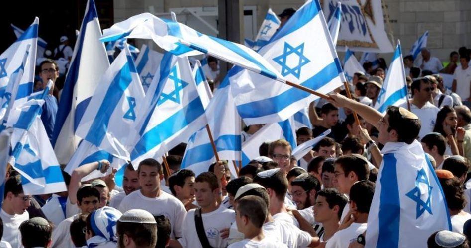 Korsan İsrail Bayrak Yürüyüşüne İzin Verdi