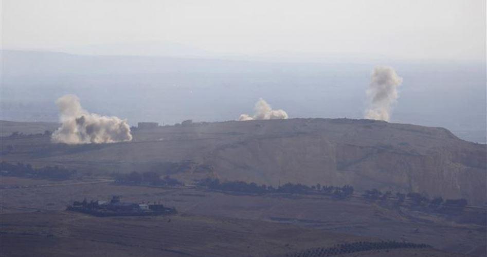 Korsan İsrail'den Suriye'ye Hava Saldırısı