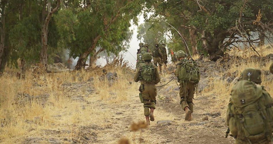 Korsan İsrail Ordusu Büyük Bir Tatbikata Hazırlanıyor