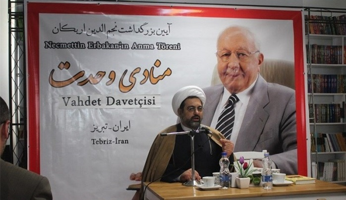 Kudüs Davasının Yılmaz Savunucusu Erbakan İran'da da Rahmetle Anıldı