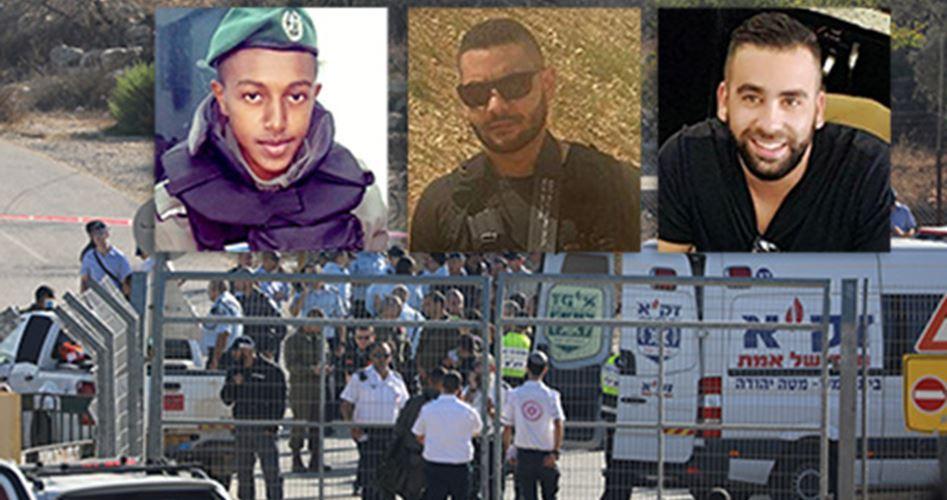 Kudüs'teki Feda Eyleminde 3 Siyonist Asker Öldürüldü