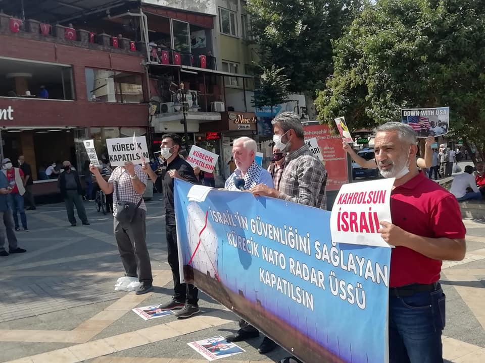 Kürecik Nato Radarının Kapatılmasını Talep Etmek ve Kudüs Kılıcı Savaşı Zaferini Kutlamak Üzere 4 Haziran Cuma Günü Malatya'da Buluşuyoruz (Davet)