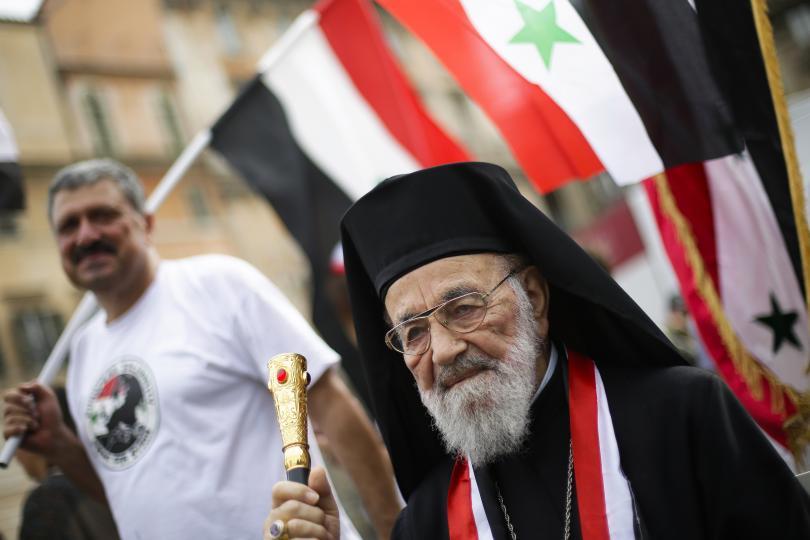 Mavi Marmara Gazisi Başpiskopos Capuccı Vefat Etti