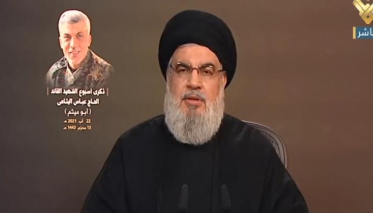 Nasrallah: 'Amerikan Büyükelçiliği Direnişe Karşı Savaş Yürütüyor'