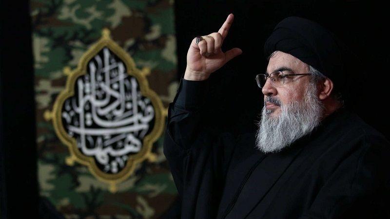 Nasrallah Bölgesel Gelişmeleri Değerlendirdi