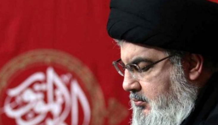 Nasrallah: Kudüs'ü Destekleyen Bölgesel Bir Denklemin Oluşmasını İstiyoruz