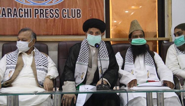 Pakistan'da Sünni ve Şii İslami Gruplardan Ortak Dünya Kudüs Günü Açıklaması