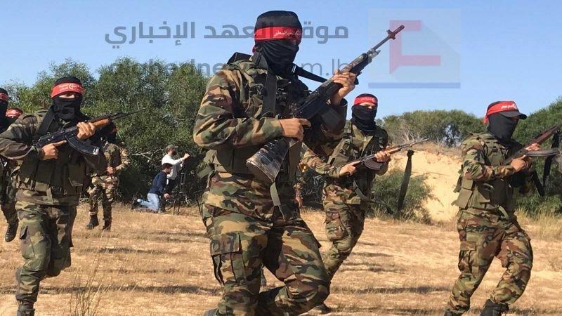 Şehit Ebu Ali Mustafa Tugayları Gazze'de Dünya Kudüs Günü Tatbikatı Düzenledi (FOTO)