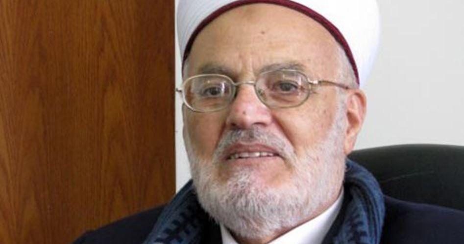 Şeyh İkrime Sabri'den Mescidi Aksa'yı Savunma Çağrısı