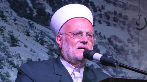 Şeyh İkrime Sabri: Kudüs'ü Muhafaza Etmek İmani Bir Meseledir