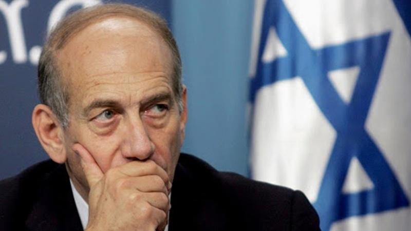 Siyonist İsrail Eski Başbakanı Ehud Olmert'ten İran İtirafı