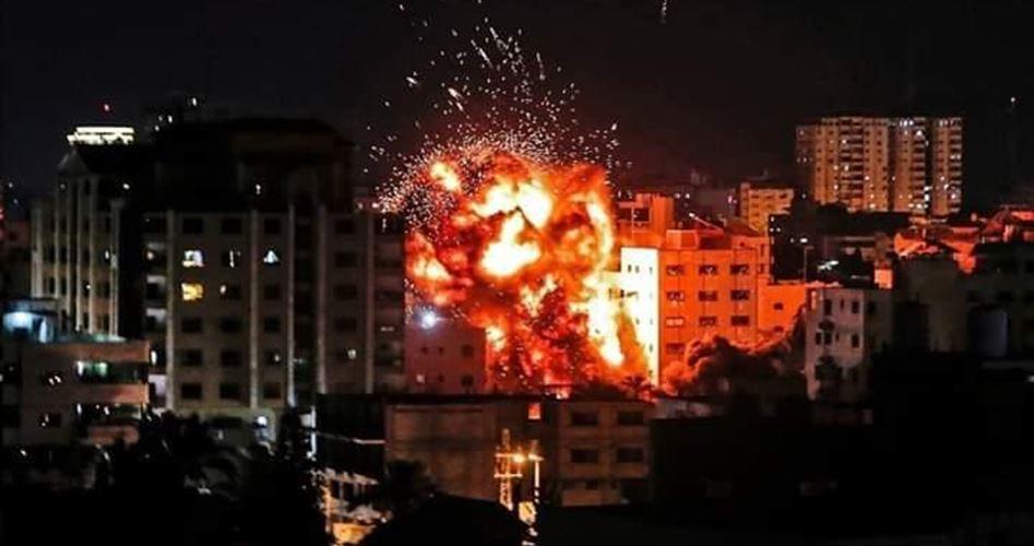 Siyonist İsrail'in Şam'a Düzenlediği Saldırıda 2 Filistin İslami Cihad Üyesi Şehit Oldu