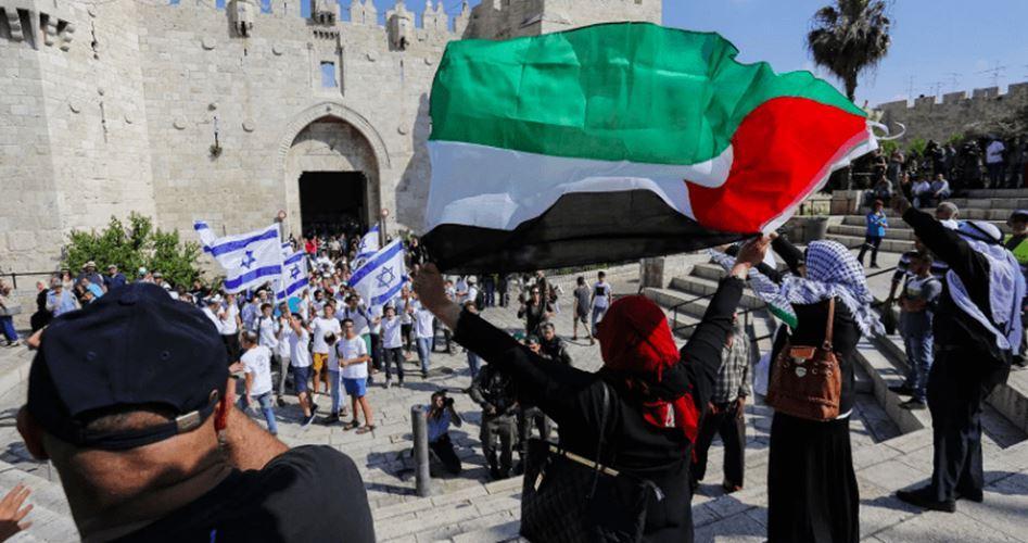 Siyonist Rejim Direniş Gruplarının 'Bayrak Yürüyüşü'ne Vereceği Tepkiden Çekiniyor