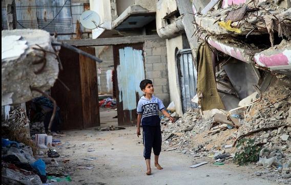 SİYONİST REJİMİN ABLUKASI ALTINDAKİ GAZZE'DE FAKİRLİK ORANI YÜKSELİYOR