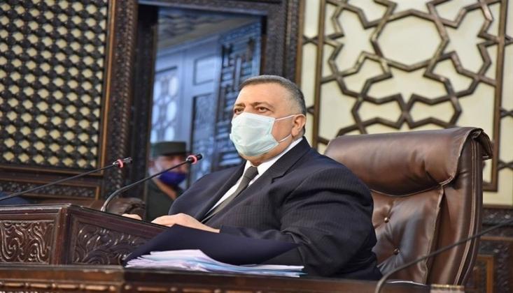 Suriye Meclis Başkanından Gazze ve Filistin Açıklaması