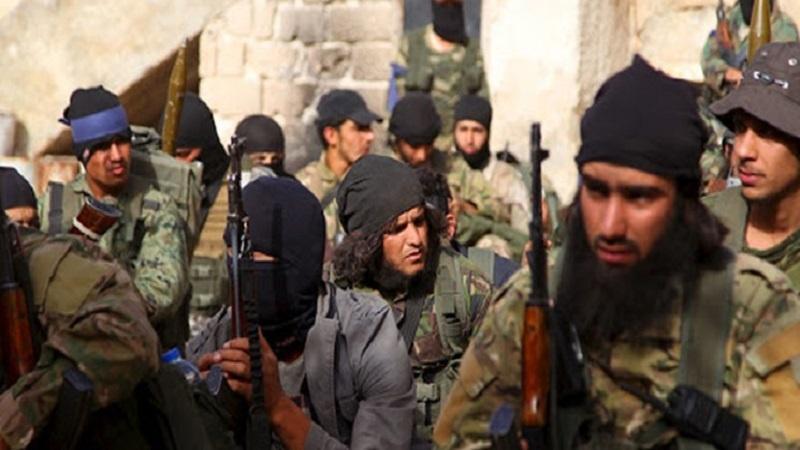 Suriyeli Teröristler Siyonist Subaylarla Görüştü