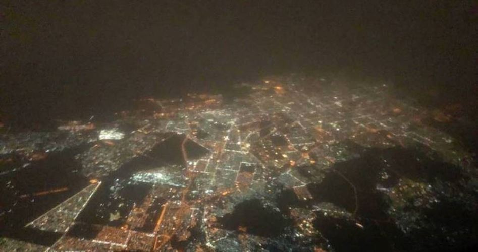 Terörist İsrail'e Ait Uçak Mekke Semalarında Uçtu