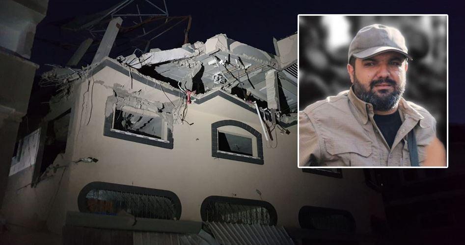 Terörist İsrail Kudüs Seriyyeleri Komutanı Ebu'l Ata'yı Şehit Etti