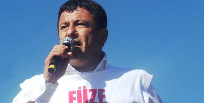 Veli Ağbaba'dan Hükümete Çağrı: Türkiye'yi Tehdit Eden Kürecik ve İncirlik Üsleri Derhal Kapatılmalıdır
