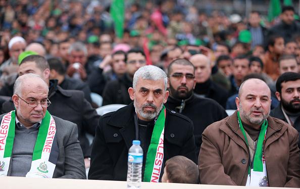 Yahya Sinvar Hamas'ın Gazze Liderliğine Yeniden Seçildi